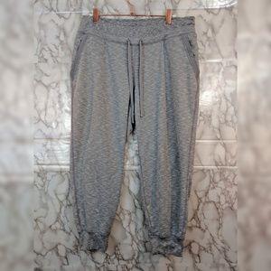 Athleta | grey sweatpants